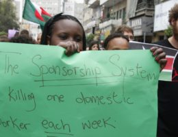 Domestic workers in Middle East risk abuse amid COVID-19 crisis