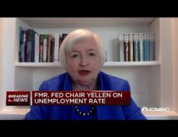 Former U.S. Federal Reserve Chair Janet Yellen Warns The U.S. Is Facing An Economic Depression