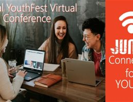 Global YouthFest Virtual Conference (Asia/Middle East/East Africa)