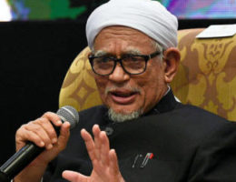 Hadi Awang appointed special envoy to Middle east