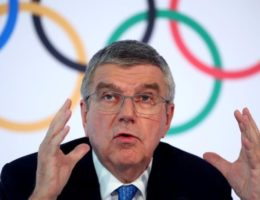 IOC chief admits 'huge challenge' as new Tokyo Olympics dates named