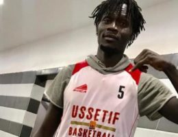 'It feels like solitary jail' - Kenyan basketball star stuck in Algeria