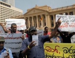 Justice disappears for victims of the Sri Lankan civil war