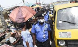 Lagos lockdown over coronavirus: 'How will my children survive?'