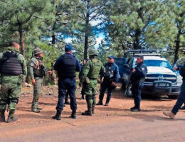 Madera: 19 die in confrontation in Chihuahua