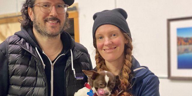 Country singer Mason Jennings and Josie Jennings adopted Raising last Friday