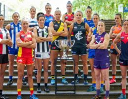Players worried AFLW could be sacrificed because of financial cost of coronavirus