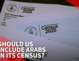 Should the United States include Arabs in its census?