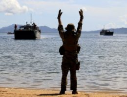 The Philippines–US Visiting Forces Agreement and small power foreign policy