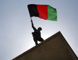 Will The Afghan Army Fall Apart When The U.S. Leaves?