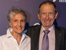 'A wonderful champion': Australian tennis mourns passing of Ashley Cooper