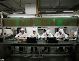 According To Indian Officials Apple Is Looking Into Shifting $40 Billion Of Production From China To India