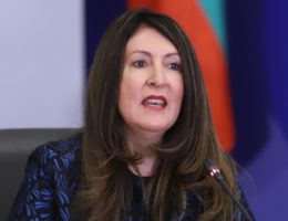 Ambassador of United States to Bulgaria Herro Mustafa sent greetings on occasion of St. George's Day