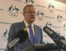 AOC's John Coates says Tokyo Olympics could be 'greatest ever'