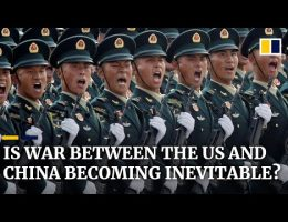 Are Xi Jinping's China And Donald Trump's US Destined For Armed Conflict?