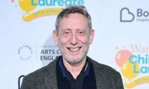 Author Michael Rosen out of intensive care, wife says