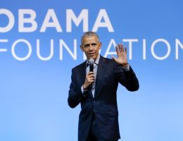 Barack Obama slams United States' virus response in online speech to university students