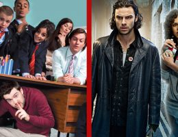 'Being Human' & 'Bad Education' Leaving Netflix UK in May 2020