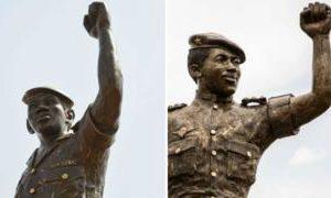 Burkina Faso unveils 'corrected' Thomas Sankara statue