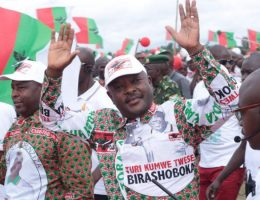 Burundi election: Nkurunziza set to become 'supreme guide'