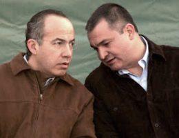 Calderón knew García Luna's links with El Chapo, accuses the US former ambassador to Mexico