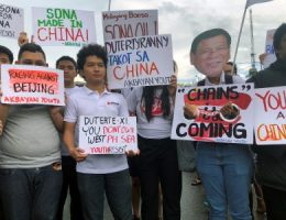 Change and continuity in the Philippine–US–China triangle