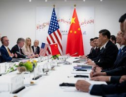 China Calls For Closer Trade Relations With The U.S.