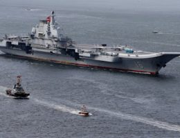 China Preparing For First Dual-Carrier Drills In The South China Sea