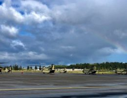 Chinook Helicopter unit set to deploy to Middle East