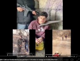 CJNG and LFM Pay $125 and Assassinate them anyway; VIDEOS w Violent Content