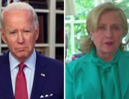 Clinton headlining top-dollar fundraiser for Biden