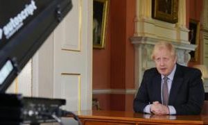 Coronavirus: Boris Johnson accepts 'frustration' over lockdown rules
