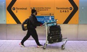 Coronavirus: Heathrow trialling passenger temperature checks