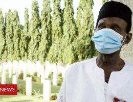 Coronavirus in Africa: Ghana WW2 in a Covid-19 fundraiser
