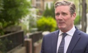 Coronavirus: Labour's Sir Keir Starmer calls for 'four-nation' approach