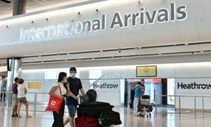 Coronavirus: Quarantine plans for UK arrivals unveiled