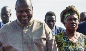 Coronavirus: South Sudan's VP Riek Machar contracts Covid-19