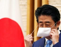 COVID-19 highlights Abe's leadership failings