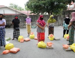 COVID-19 highlights the plight of Malaysia's refugees