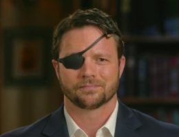 Dan Crenshaw reacts to jailing of salon owner, says some leaders 'drunk with power'
