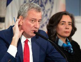 De Blasio: NYC health commissioner won't be fired despite crass remarks about NYPD's coronavirus mask requests