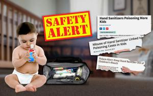 "DermaCare Packaging & Private Label, LLC - Launches Private Label Industry's First ""Child Resistant"" Hand Sanitizers"