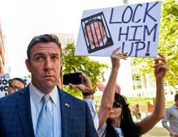 Duncan Hunter's lawyers plead to postpone start of prison sentence until 2021 due to coronavirus pandemic
