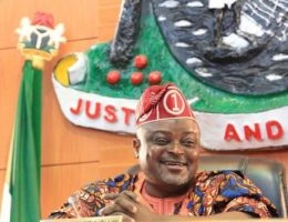 EXCLUSIVE: Lagos Assembly Speaker, Obasa, Fraudulently Collected N53m For Travel With Mistress To United States