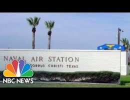 FBI Says Corpus Christi Shooting At Naval Air Station Is Terror-Related