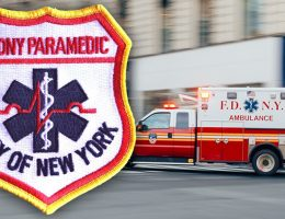 FDNY paramedic in monthlong coronavirus coma has woken up, union announces