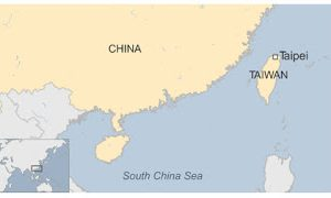 For China The Target Has Always Been Taiwan