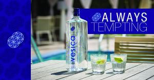 Gluten-Free Vesica Vodka Thrills Texas Cocktail Lovers with New Supreme Gluten-Free Offering in Texas Market
