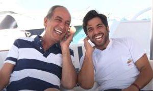 Hisham Selim, famed Egyptian actor, praised over transgender son