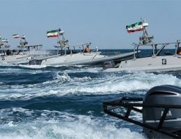 Iran Warns U.S. To Watch Out For New Missile-Launching Speed Boats 'Beside You' In The Gulf
